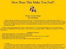 How Does This Make You Feel? Lesson Plan