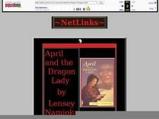 April and the Dragon Lady by Lensey Namioka Lesson Plan