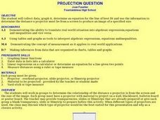 Projection Question Lesson Plan