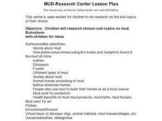 MUD-Research Center Lesson Plan Lesson Plan