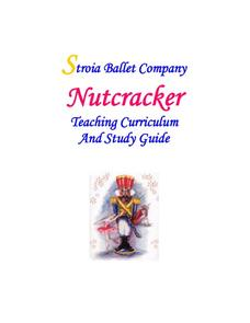 """Nutcracker"" Lesson Plan"