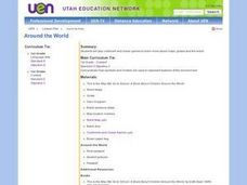 New: Around the World Lesson Plan