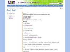 Safety Safari Lesson Plan