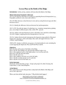 Battle of the Bulge Facts & Worksheets For Kids   Ardennes ...