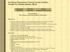 The Future of Social Studies Education Lesson Plan