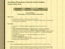 Philosophy of Social Studies Education Lesson Plan