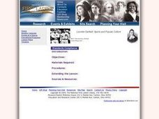 Stephen Foster and American Popular Music Lesson Plan