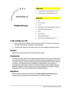 friction lab lesson plans worksheets reviewed by teachers. Black Bedroom Furniture Sets. Home Design Ideas