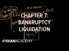 Chapter 7: Bankruptcy Liquidation Video