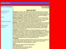 Intro to 9/11 Lesson Plan
