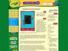 Aboriginal Dreamtime Symbols Lesson Plan