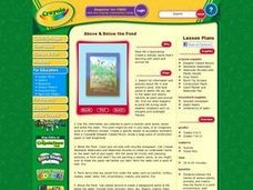 Above & Below the Pond Lesson Plan