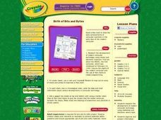 Birth of Bits and Bytes Lesson Plan