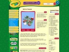 Birth of Islands Lesson Plan