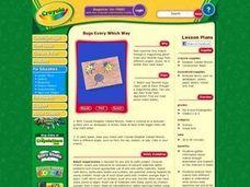 Bugs Every Which Way Lesson Plan