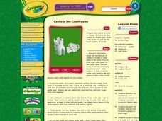 Castle in the Countryside Lesson Plan