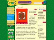 Cave Clues Lesson Plan