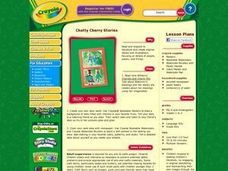 Chatty Cherry Stories Lesson Plan