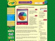 complementary colors lesson plans worksheets reviewed by teachers