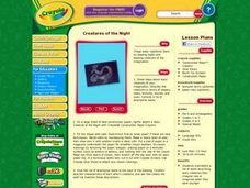 Creatures of the Night Lesson Plan Lesson Plan