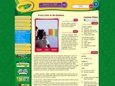 Every Color in the Rainbow Lesson Plan