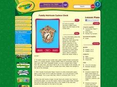 Family Heirloom Cuckoo Clock Lesson Plan