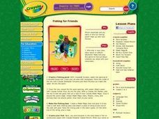 Fishing for Friends Lesson Plan