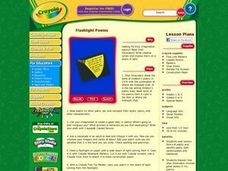 Flashlight Poems Lesson Plan