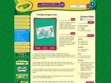 Friendly Dragon-Flies Lesson Plan