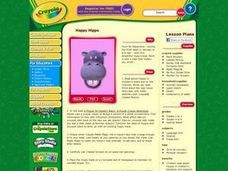 Happy Hippo Lesson Plan