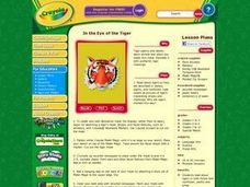 In the Eye of the Tiger Lesson Plan