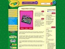 Magical Math-ical Dragon Lesson Plan