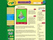 Melted Minerals Lesson Plan