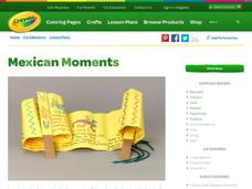 Mexican Moments Lesson Plan