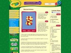 Mexican Pottery Lesson Plan