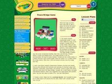 Peace Bridge Game Lesson Plan