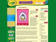 Peek-Inside Egg Lesson Plan