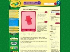 Perfect Pig Book Reports Lesson Plan
