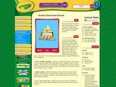 Farmland Lesson Plan