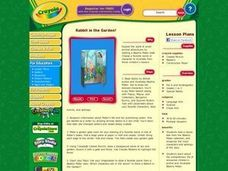 Rabbit in the Garden! Lesson Plan