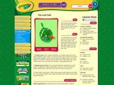 The Leaf Cafe Lesson Plan