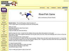 The River/Fish Game Lesson Plan