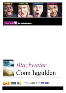 Blackwater by Conn Iggulden Lesson Plan