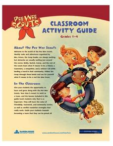 Pee Wee Scouts Lesson Plan