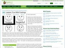 Fun With Feelings Lesson Plan