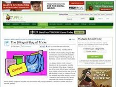 The Bilingual Bag of Tricks Lesson Plan