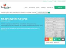 Charting the Course Lesson Plan