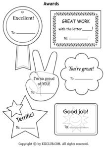 Awards Lesson Plan