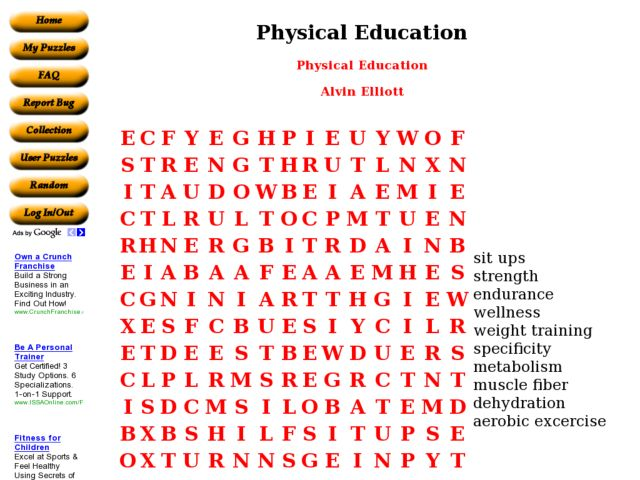 All Worksheets » Pe Worksheets - Printable Worksheets Guide for ...