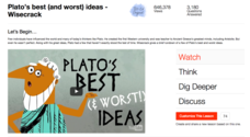 Plato's Best (and worst) Ideas Video